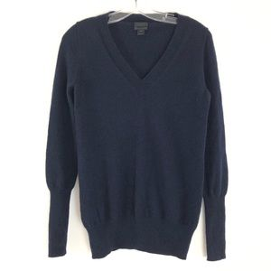 J.Crew Collection Italian Cashmere Sweater M G528